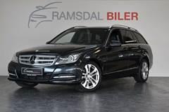 Mercedes C300 3,0 CDi Avantgarde stc. aut. 4Matic BE