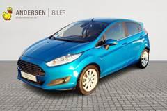 Ford Fiesta 1,0 EcoBoost Titanium Start/Stop 125HK 5d