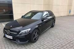 Mercedes C43 3,0 AMG stc. aut. 4Matic