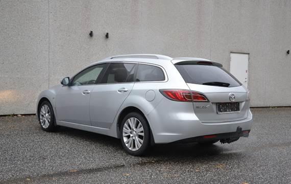 Mazda 6 2,0 DE Advance stc.