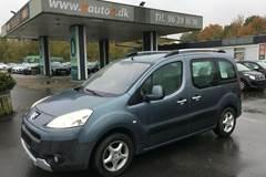 Peugeot Partner Tepee 1,6 HDi 109 Comfort+