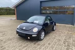 VW New Beetle 1,9 TDi 105 Highline Cabriolet