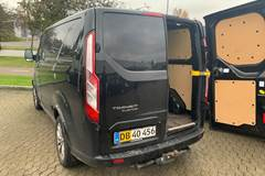 Ford Transit Custom 290S 2,2 TDCi 155 Sport Van