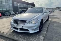 Mercedes S500 Lang 5,5 387HK 7g Aut.