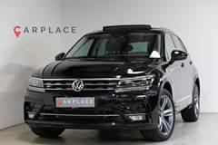 VW Tiguan 2,0 TDi 190 R-line DSG 4Motion Van