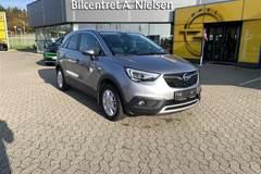 Opel Crossland X 1,2 T Exclusive Start/Stop 130HK 5d 6g Aut.