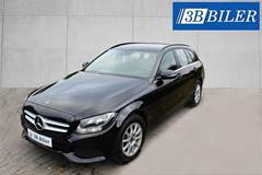 Mercedes C220 d 2,1 T 2,1 Bluetec 170HK Van 6g