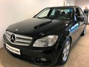 Mercedes C200 2,2 CDi Avantgarde
