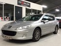 Peugeot 407 1,6 HDi Performance st.car