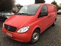 Mercedes Vito 120 3,0 CDi aut.