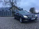 Mercedes C250 2,2 CDi Avantgarde st.car aut. BE