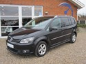 VW Touran 1,6 TDi 105 Highline DSG