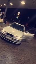 BMW 320d 2,0 Station