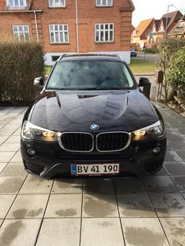 BMW X3 2,0 0d SUV xDrive Steptronic