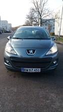 Peugeot 207 1,6 HDI 16V 90HK.5D.