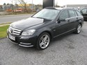 Mercedes C220 2,2 CDi Avantgarde st.car aut. BE