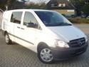 Mercedes Vito 113 2,2 CDi Standard XL aut.