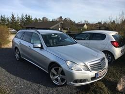 Mercedes E200 2,2 E200 CDI BE AUT. St. Car