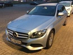 Mercedes C220 d 2,2 st.car aut.