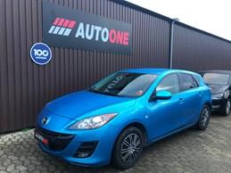 Mazda 3 1,6 DE 115 Premium Technology