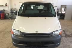 Toyota HiAce 2,4 D Kassevogn