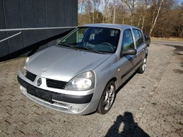 Renault Clio II 1,5 dCi 65 Expression