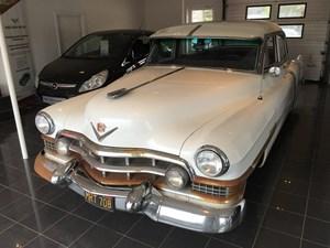 Cadillac Serie 62 5,4 V8 331cui.