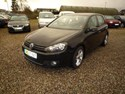 VW Golf VI 2,0 TDi 140 Highline Van