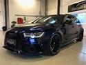 Audi RS6 4,0 TFSi Avant quattro Tiptr.