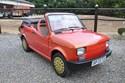 Fiat 126 0,6 Cabriolet