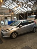 Ford Fiesta 1,6 Econetic