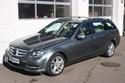 Mercedes C220 2,2 CDi Avantgarde st.car BE