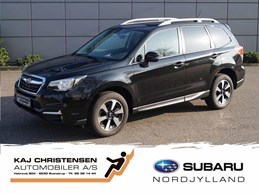 Subaru Forester 2,0 D XS AWD Lineartronic  5d 7g Aut.