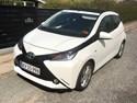 Toyota Aygo 1,0 .0 VVT-i, X-WAVE SKY