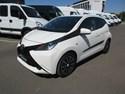 Toyota Aygo 1,0 VVT-i x-white