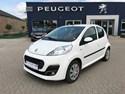 Peugeot 107 1,0 White