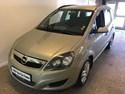 Opel Zafira 1,9 CDTi 120 Limited