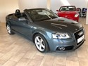 Audi A3 1,6 TDi S-line Cabriolet