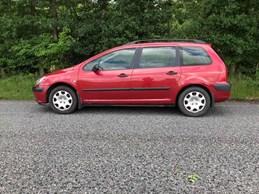 Peugeot 307 2,0 2,0 HDI