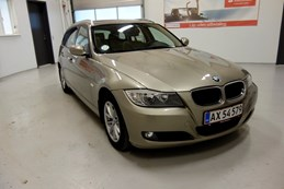BMW 320d 2,0 Touring xDrive Steptr.