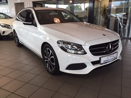 Mercedes C220 d 2,2 Avantgarde st.car aut.