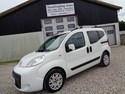 Fiat Qubo 1,3 JTD 75 Dynamic