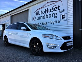 Ford Mondeo 2,0 TDCi 163 Collection st.car