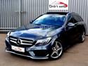 Mercedes C220 2,2 BlueTEC AMG Line st.car aut.