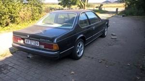 BMW 635CSi 3,5 CSI