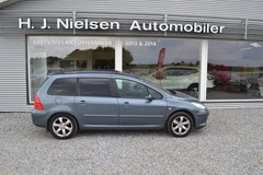 Peugeot 307 1,6 HDi 109 Complete stc.