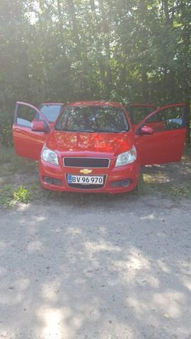 Chevrolet Aveo 1,2 5D