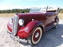 Hillman Minx 1,2 Cabriolet