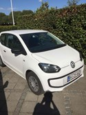 VW UP! 1,0 1.0 MPI BMT 60 HK 3 dørs