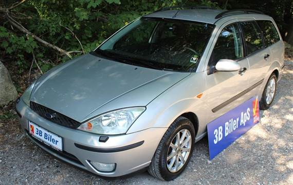 Ford Focus Ambiente  Stc 1,6